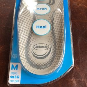 Dr. Scholl's Shoes - NEW Dr. Scholl's Tri-Comfort Insoles size 8-12